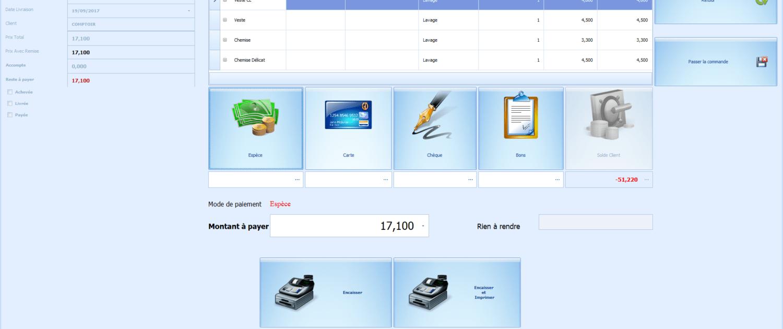 Askcaisse logiciel de caisse encaissement