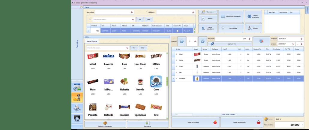 Askcaisse logiciel de caisse skin10