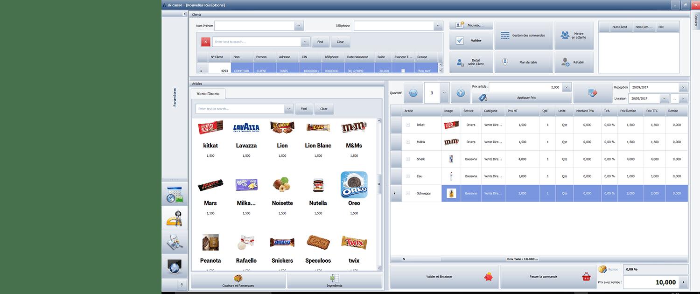 Askcaisse logiciel de caisse-skin7