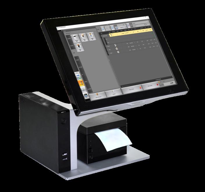 logiciel de caisse et gestion sur Aures